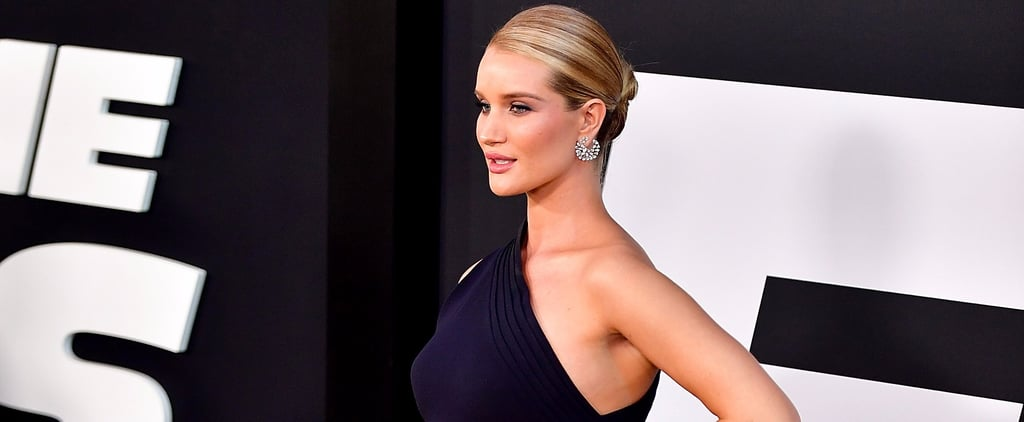 Rosie Huntington-Whiteley's Pregnancy Looks Were All Maternity-Style Money