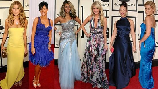 2008 Grammy Awards Red Carpet