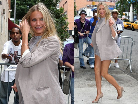 Pictures of Cameron Diaz Daily Show