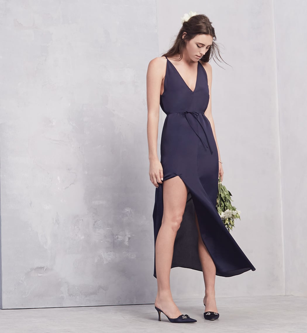 Reformation Bridesmaid Dress