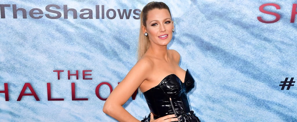 Mama-to-Be Is Blake Lively's Most Glamorous Look Yet
