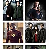 The CW Halloween Costumes