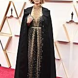 ناتالي بورتمان في حفل توزيع جوائز الأوسكار 2020