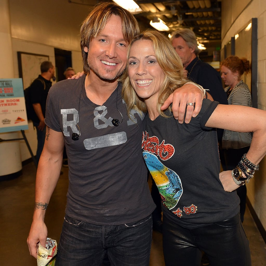 Keith Urban Benefit Concert With Tim McGraw and Sheryl Crow
