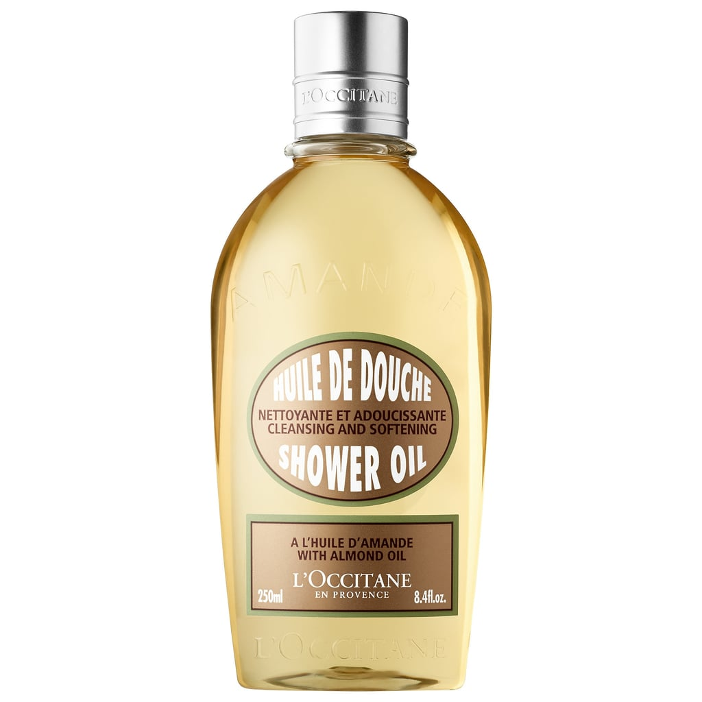 L'Occitane Cleansing And Softening Shower Oil With Almond Oil