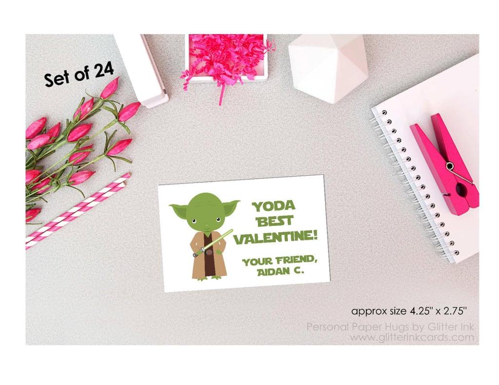 Schön Yoda Best Valentines   Star Wars Kidsu0027 Valentineu0027s Day Cards   POPSUGAR  Moms Photo 1