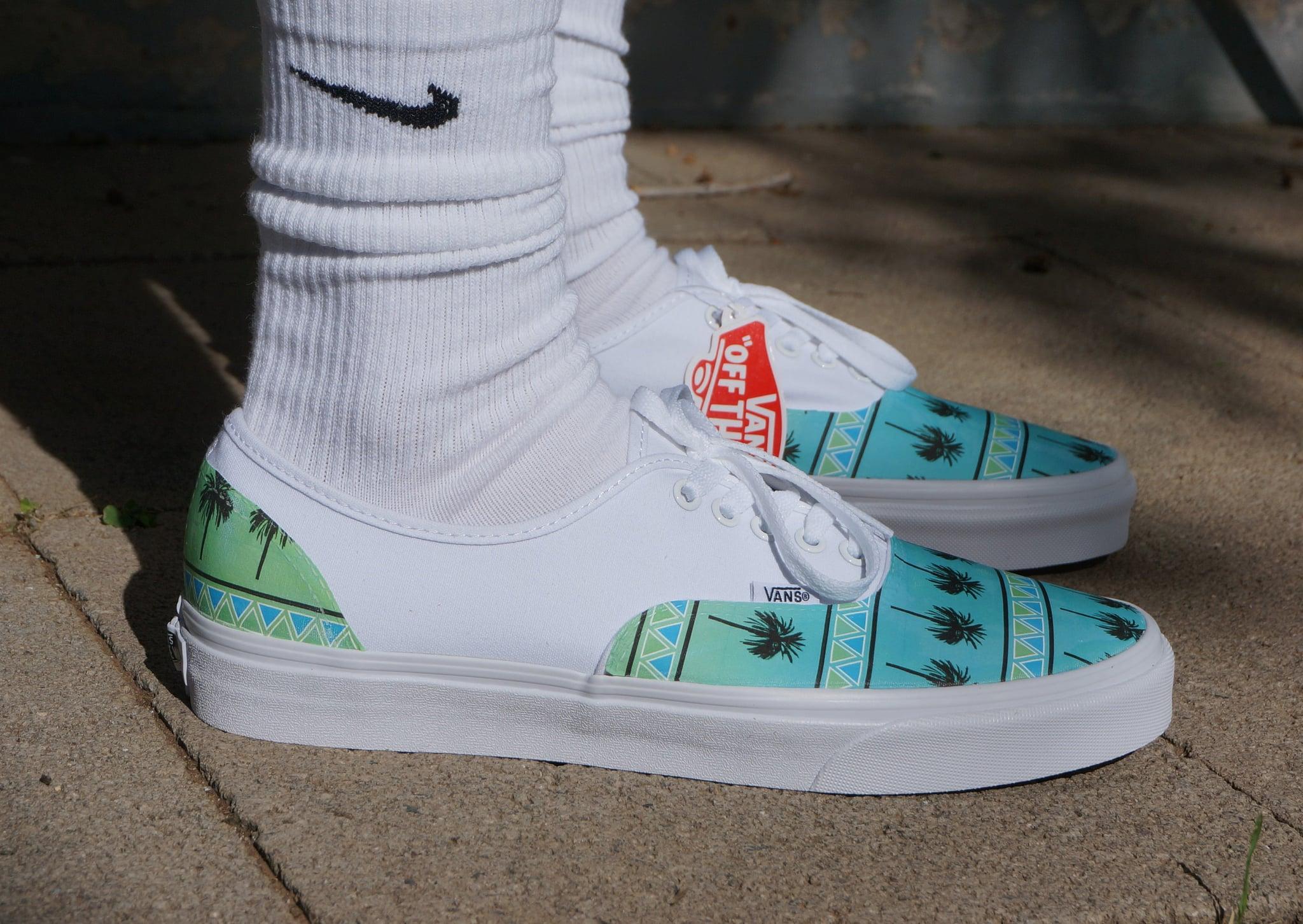 van mens sneakers