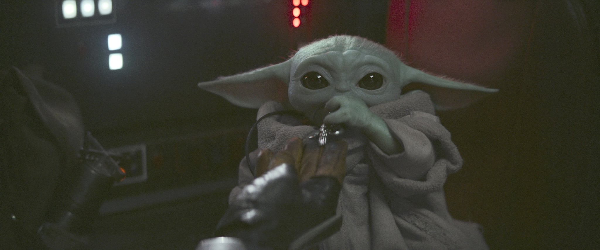 THE MANDALORIAN, The Child (aka Baby Yoda), 'Chapter 8: Redemption', (Season 1, ep. 108, aired Dec. 27, 2019). photo: Disney+/Lucasfilm / courtesy Everett Collection