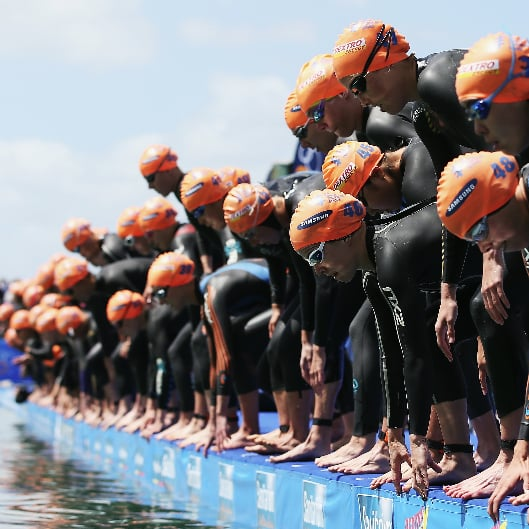 Have You Ever Done a Triathlon?