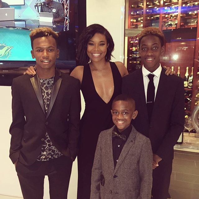 Dwyane Wade and Gabrielle Union's Cutest Family Pictures