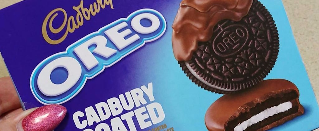 These Cadbury Coated Oreos Are an Extravagant Chocolate Clusterf*ck