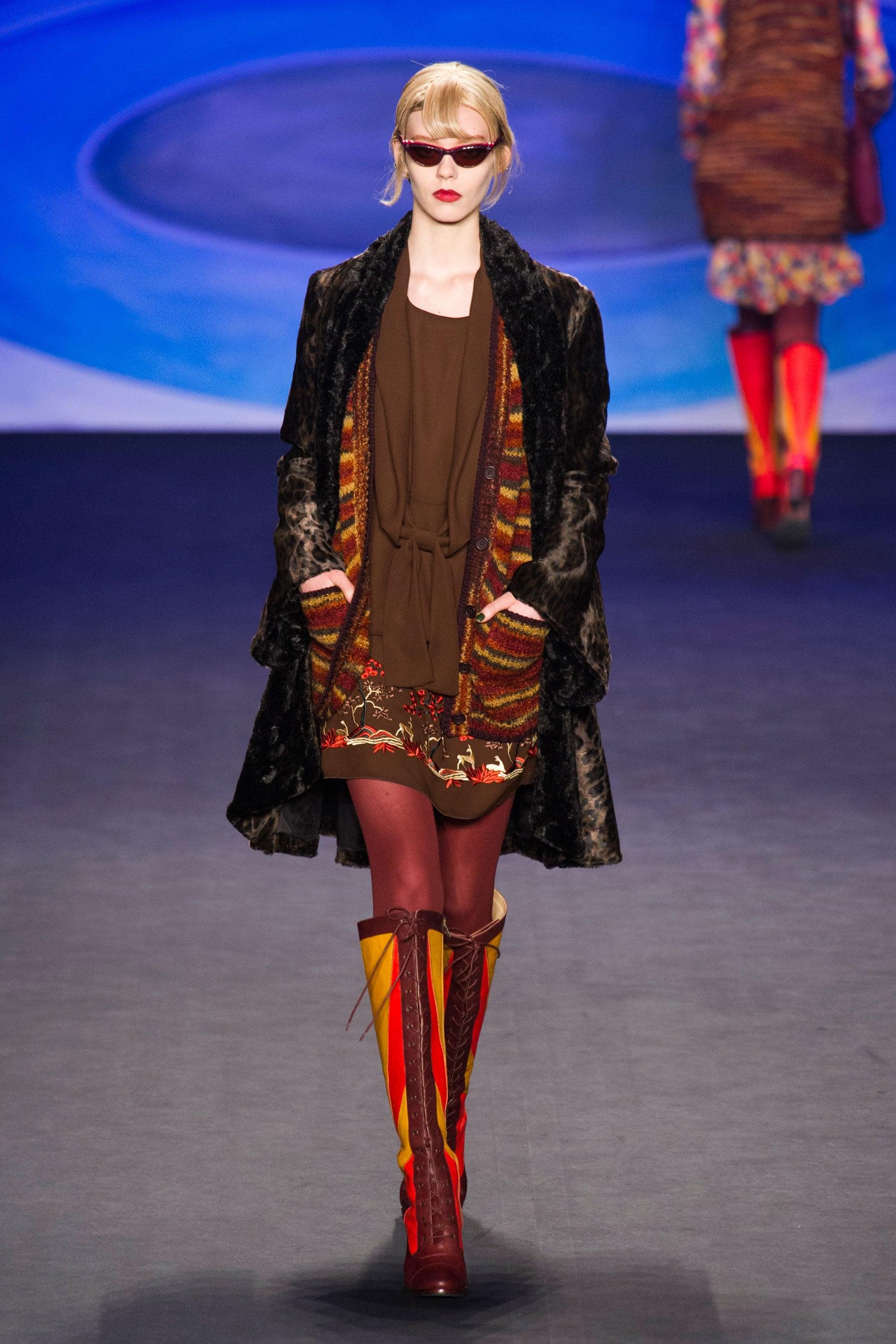 Anna Sui Fall 2014