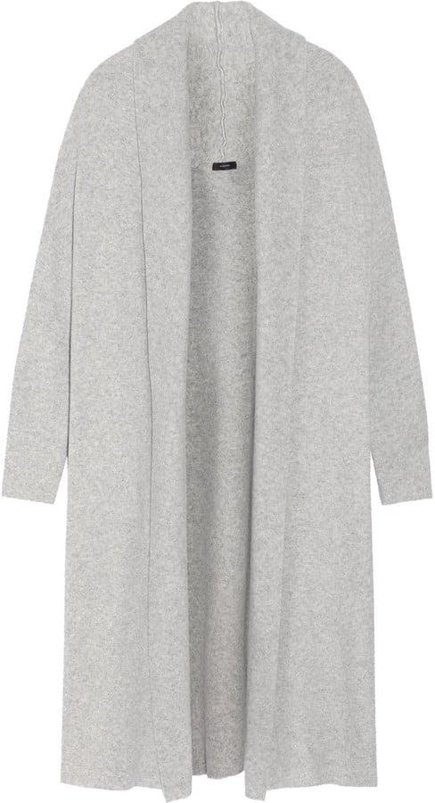 Joseph Stretch Wool-Blend Coat ($815)