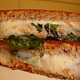 Honey-Basil Grilled Cheese