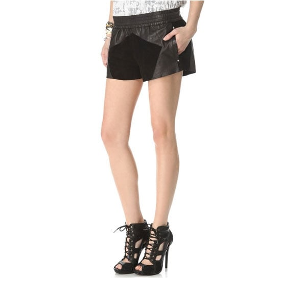 It's so tempting to fall back on my usual denim shorts for laidback public holidays but I want to invest in a cool leather pair with a slightly athletic feel that can be dressed up or down. — Jess, PopSugar editor Shorts, approx $283, Faith Connexion at Shopbop