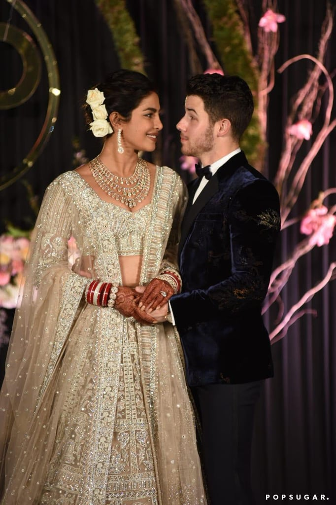 Nick Jonas And Priyanka Chopra Wedding Pictures Popsugar