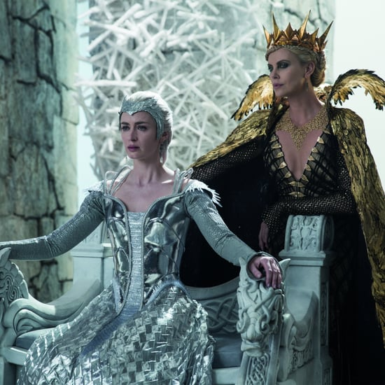Exclusive The Huntsman: Winter's War Footage and Interview