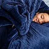 Gravity Blanket in Galaxy Blue