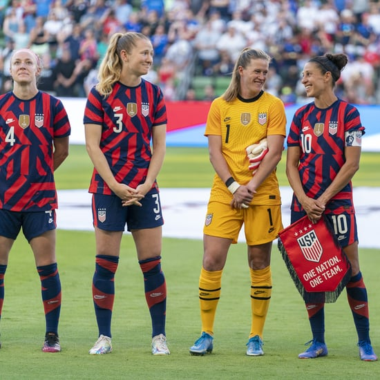 USWNT Game Schedule For 2021 Olympics