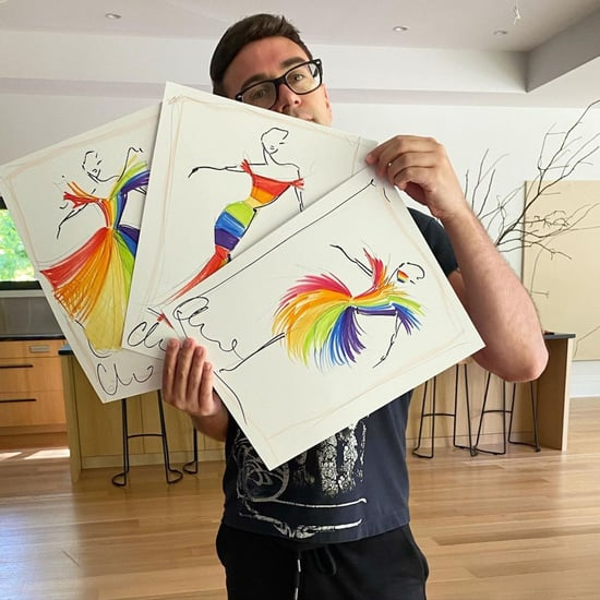 Christian Siriano on Pride and Being an LGBTQ+ Designer