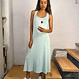 Lou & Grey Brushed Midi Pocket Dress