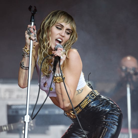 Miley Cyrus 2019 Glastonbury Performance Photos