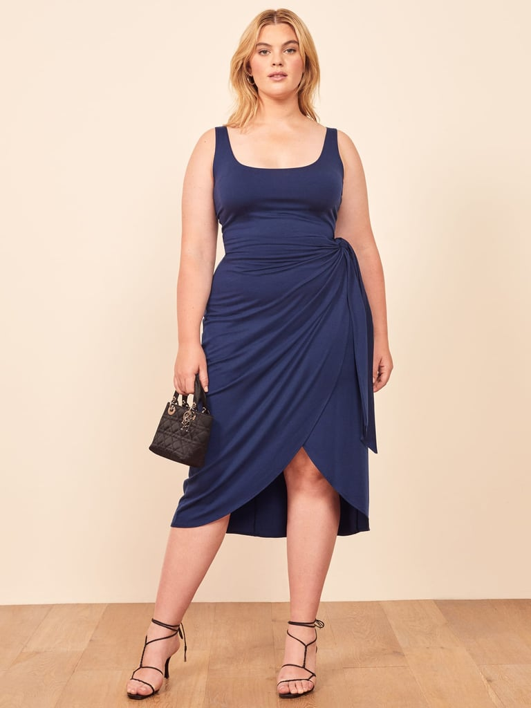 Flattering Plus-Size Dresses | POPSUGAR Fashion