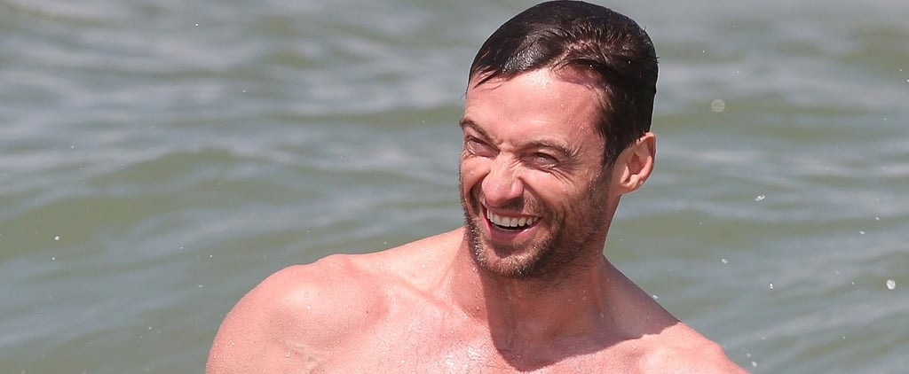 11 Glorious Photos of Hugh Jackman's Bare Chest, Just Because