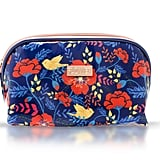 Flower Pumped Up Petals Frame Cosmetic Bag