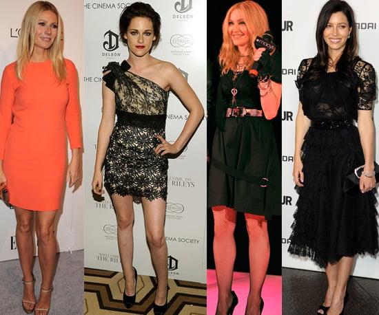 Different Celebrity Fitness Regimens