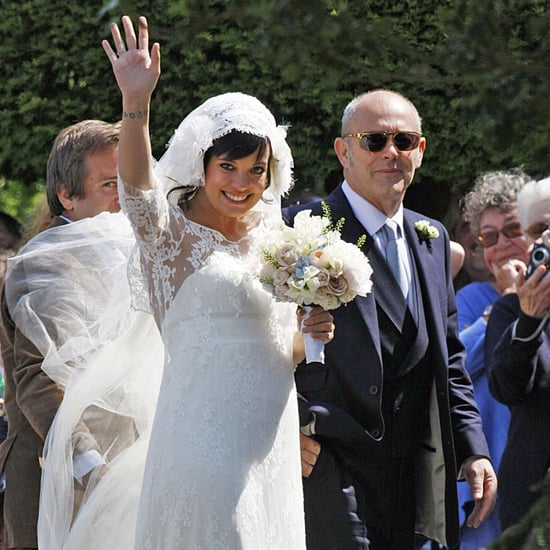 Lily Allen Wedding Pictures