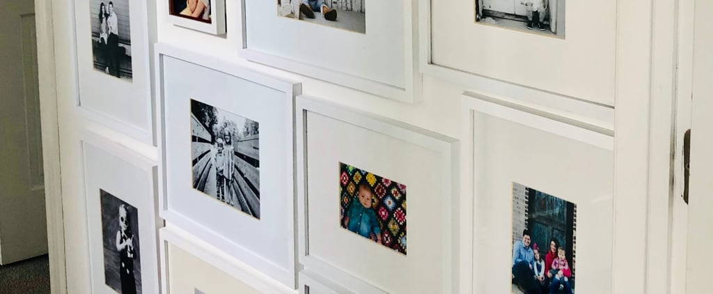 How to Create a Gallery Wall of Family Photos