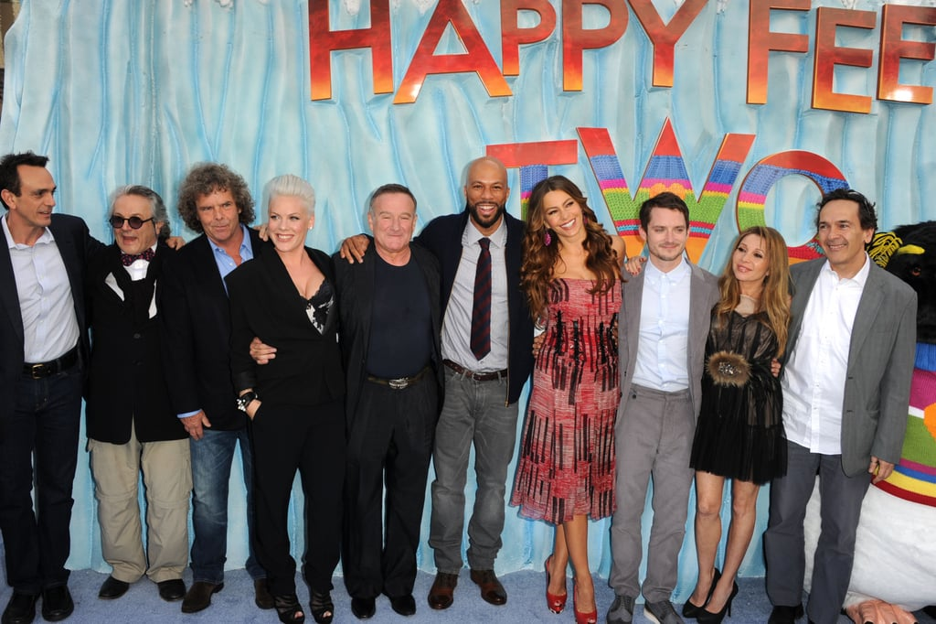Happy Feet Two Cast and Crew