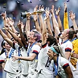 The US Women's National Team Makes a Statement, in More Ways Than One