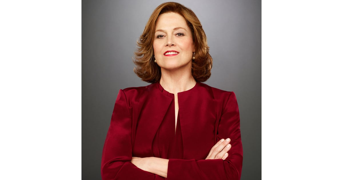 Sigourney Weaver Talks About Political Animals | POPSUGAR ...