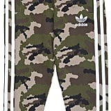Adidas Camo Printed Cotton Jogging Pants