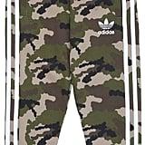 Adidas Camo Printed Cotton Jogging Pants