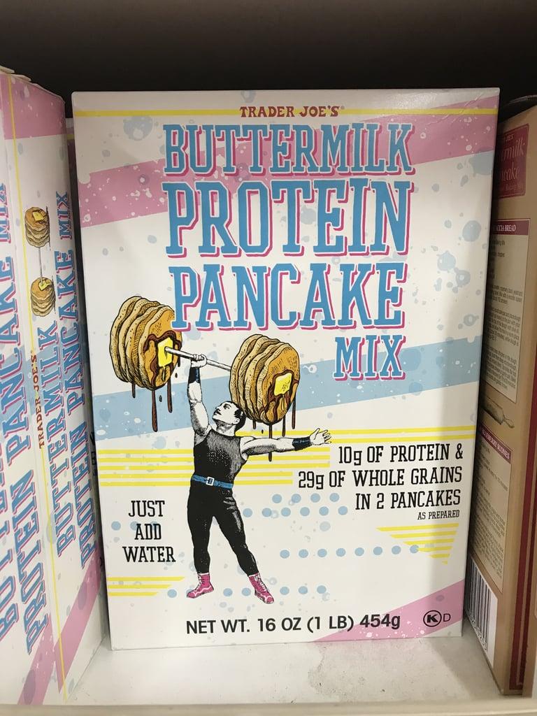 Trader Joe's Buttermilk Protein Pancake Mix ($3)