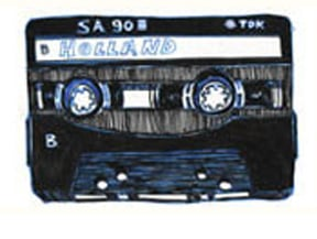 Website of the Day: Cassette From My Ex