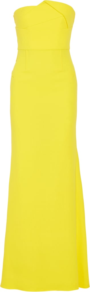 Roland Mouret Mercer Wool-Crepe Gown ($3,885)