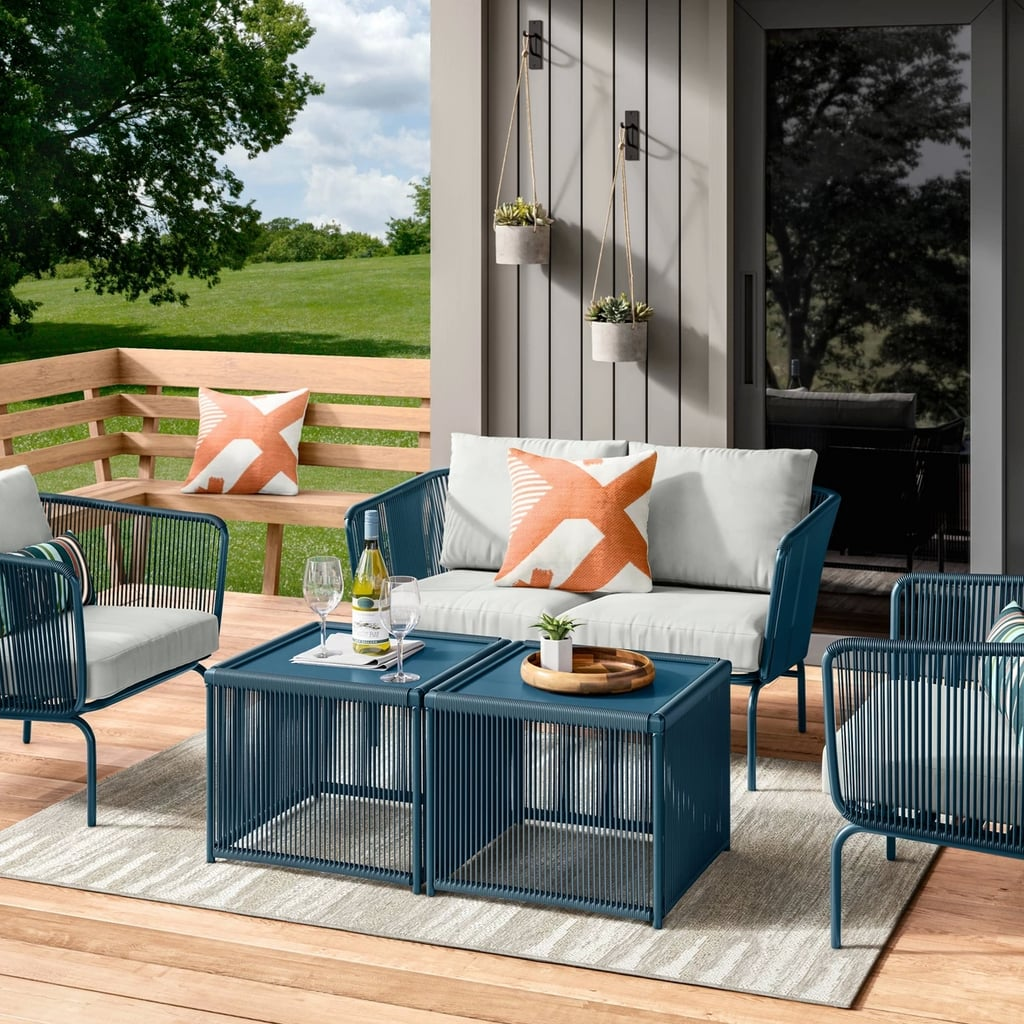 Fisher Patio Club Chairs