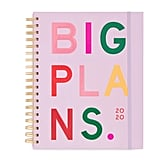 Ban.do Large 12-Month Annual Planner