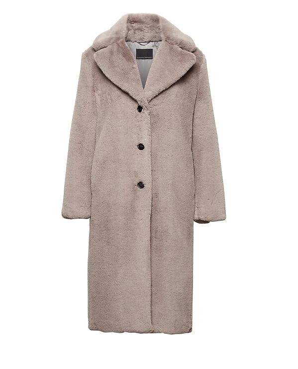Teddy Long Coat