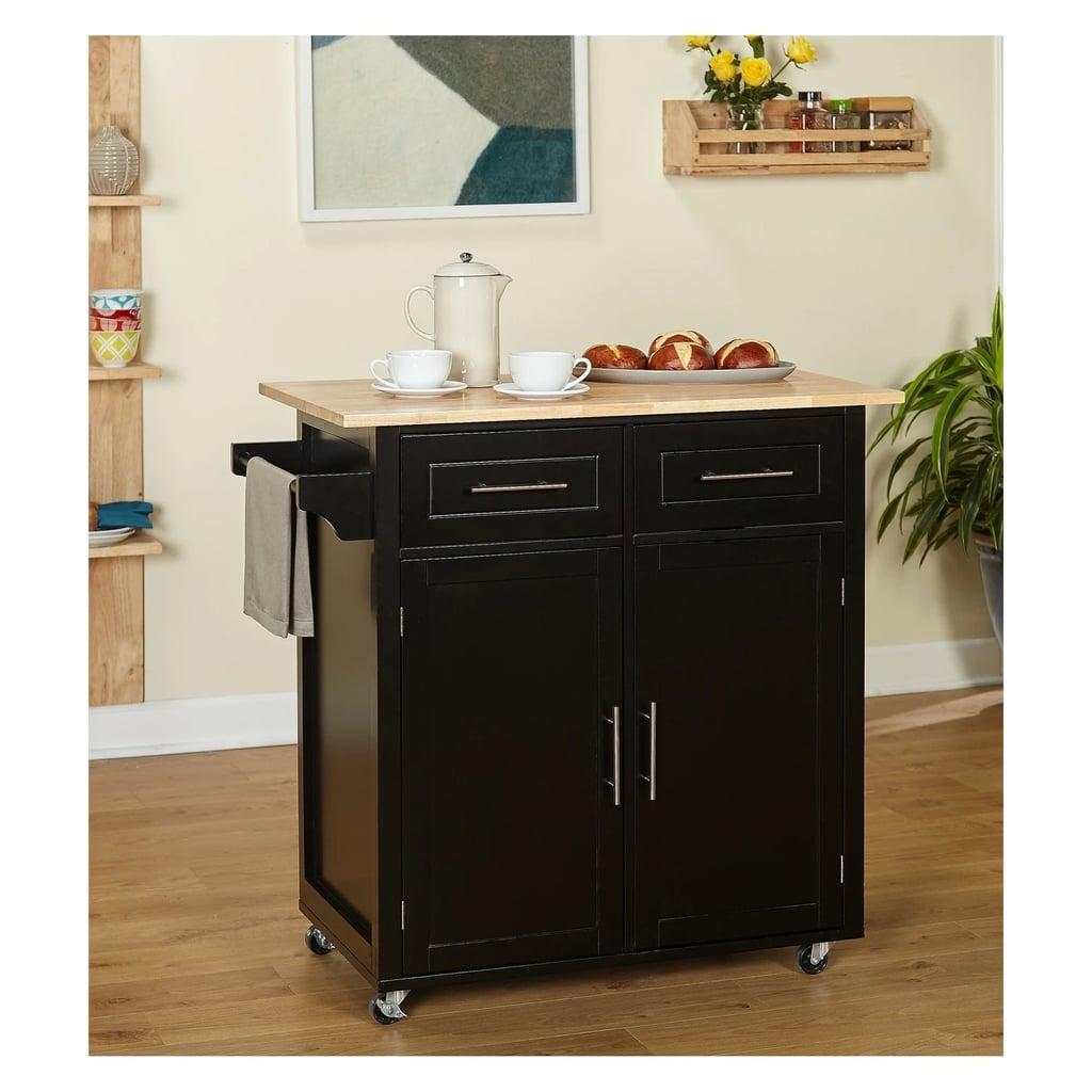 Malibu Kitchen Cart