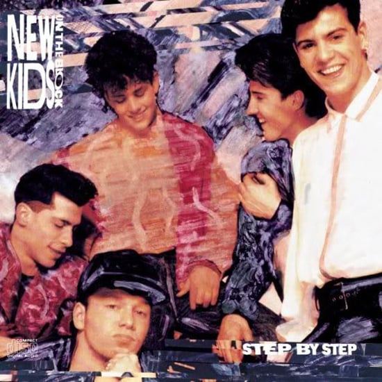 """Step by Step"" by New Kids on the Block"