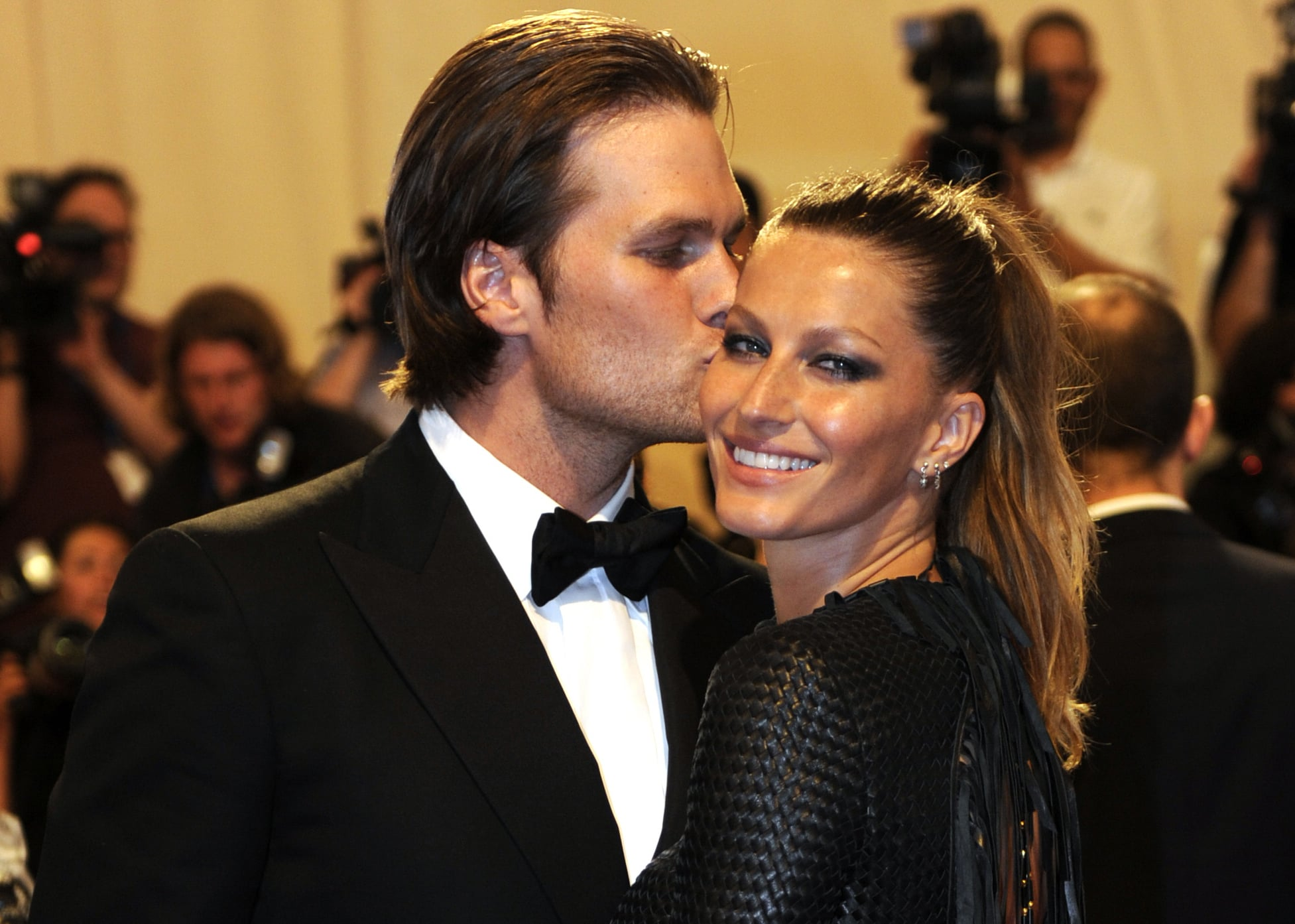 How Did Gisele Bundchen and Tom Brady Meet? | POPSUGAR Celebrity