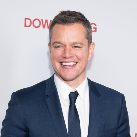 Matt Damon on Not Spoiling His Kids