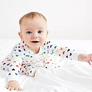 Primary Rainbow Heart Pajamas