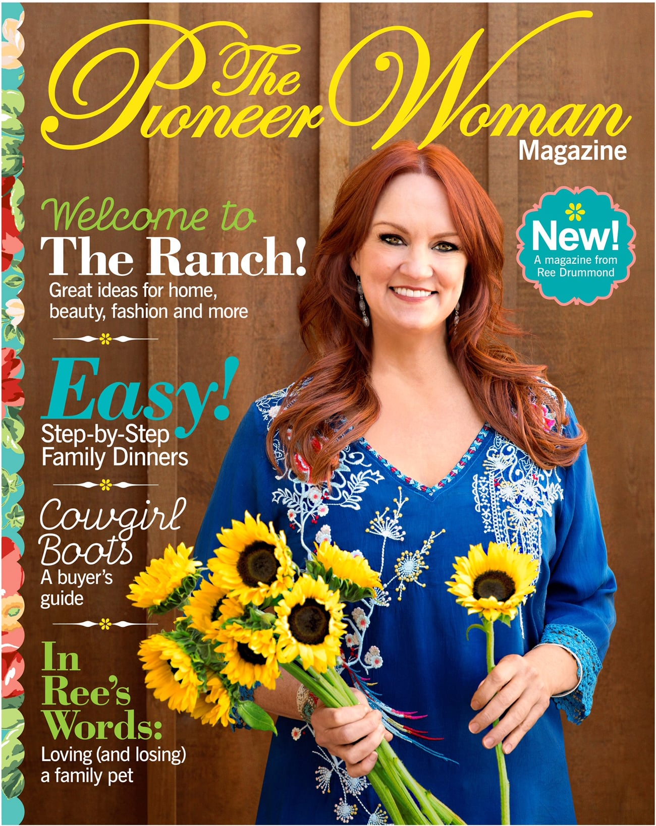 The Pioneer Woman Magazine Summer 2017 Issue Popsugar Food