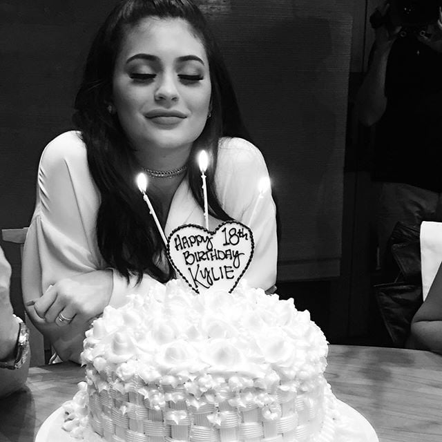 Kylie Jenner's 18th Birthday Celebration | Pictures